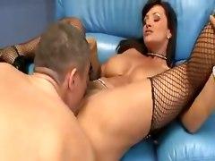 milf pornstar big tits stockings hot ass cum facial pornstar