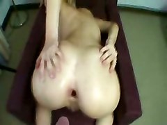 anal doggystyle amateur homemade gaping tight skinny ass pov