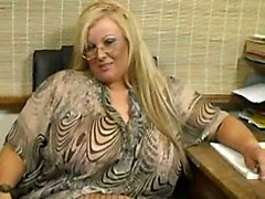BBW Kirstyn Halborg MasturbatingSolo Big Boobs BBW MILF