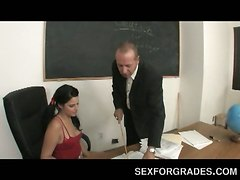 college teacher hardcore suck cumshot