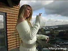 Blowjob Amateur Pov Blonde Babe OutdoorCum BJ HJ Babes POV