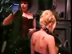 bdsm latex bondage sex toys strapon threesome lesbian domination