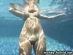 outdoor bikini wet masturbation solo beach public exhibitionist