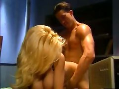 blonde fucked on desk milf pornstar hardcore lingerie pussylicking big tits doggystyle ass