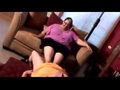 bbw feet foot fetish fat nylons stockings masturbation mature chunky large femdom bizarre chubby