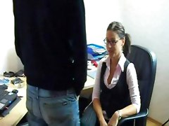 amature sex smal tits fuck tabel office suck blowjob handjob boobs