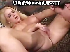 Big Boobs Big Butt Blonde Gonzo Masturbation MILF Sex Toys
