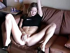 pussy tits blonde sexy pornstar ass tattoo shaved fingering nipples squirting vibrator POV masturbate heels pussylips horny off sextoys orgasm bedroom high couch up hair clit close pussyjuice nympho cockring gspot pussyhair pubic pussyhole jilling