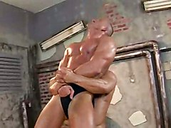 fucking sucking man gay wrestling muscles muscle muscular male wrestle
