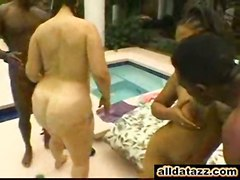 cumshot facial black hardcore outdoor blowjob pool bigtits groupsex blackwoman fat bigass pussyfucking bbw