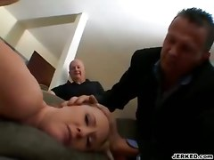 doggystyle ass big tits big tits blonde voyeur wife milf mom big dick big dick cumshot facial