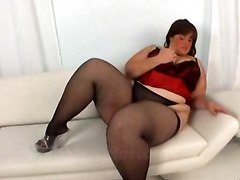 BBW Black and Ebony Brunettes
