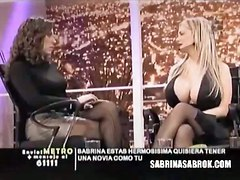 Sabrina Sabrok Celebrity Biggest Breast In The World, Interv