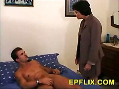anal ass mature fuck son grandma