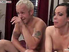 nice tits tight assholes shaved pubic area shemale girlfriend shemale fucks guy