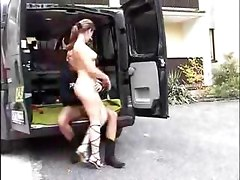 car outdoor public hardcore blowjob