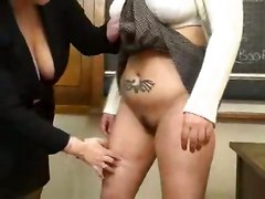 teacher big tits glasses milf lesbian toys dildo strap on brunette red head pussylicking stockings kissing piercing fingering hairy large ladies rubbing doggystyle hardcore reality
