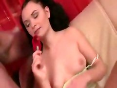 Lollipop Lover Gets Extra Horny