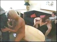 Mature Swinger Orgy   father mom family