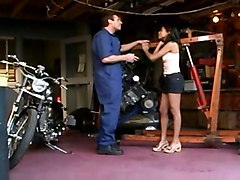 Lilly Thai Fuck The Mechanic Lee Stone