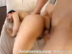Maria Ozawa Naughty Slut Is Getting Her Perfect Ass Poked