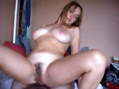 big milf amateur mature hairy tease tight top pussy tits riding homemade chubby cowgirl bbw