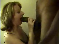 blowjob handjob black mature homemade blonde milf close up pov big dick deepthroat lingerie face fuck amateur