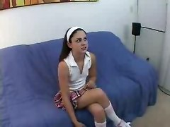 teen girl blowjob doggy style fucking cum