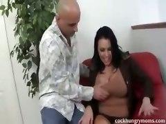brunette hardcore pornstars big tits