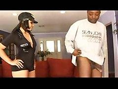 anal cumshot facial black blowjob uniform ebony asstomouth blackwoman bigass pussyfucking