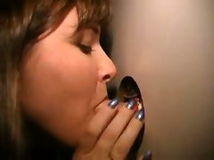 gloryhole bathroom blowjob handjob wet double blowjob big tits panties fingering ass amateur pov girlfriend groupsex pussy close up rubbing public hardcore deepthroat homemade