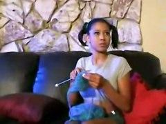 cumshot facial hardcore blowjob pussylicking asian pussyfucking babysitter pigtail piercedclit