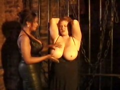 chubby bondage bdsm fetish slave big tits red head massage spanking teasing bbw rough sex