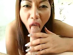 asian big tits teasing tight brunette riding ass pov creampie wet orgasm blowjob handjob panties cumshot