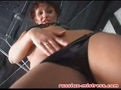 brunette boots pussylicking latex fetish pissing femdom facesitting