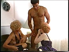 Mature BBC Threesome Interracial Group Sex Interracial Redhead Granny