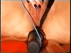amateur latex solo girl sex toys masturbation