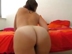 georgia big butt teasing solo big tits amateur homemade