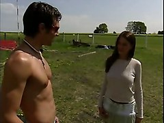 Brunettes Cumshots Nipples