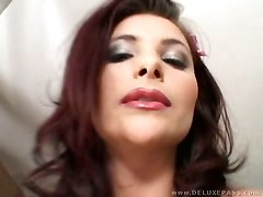 brunette cunnilingus blowjob pussy licking fucking stockings
