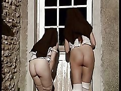 Mona Lisa - Cum Over Nuns - Scene C
