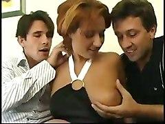 orgy anal dp mmf big tits cumshot facial