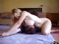 smother massage blonde mature realtits facesitting