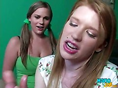 Madison Teaches HandjobTeens 18  BJ HJ POV