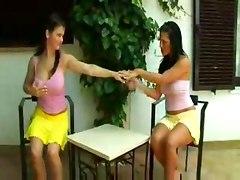 lesbians fisting dildo lick orgasm