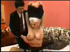 stockings cumshot hardcore blonde blowjob bigtits pussylicking pussyfucking classic retro vintage