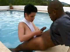 interracial outdoors