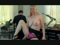 Bdsm Spanking Fetish Flogging Submission Bondage Hardcore Blonde Babe TitsExtreme Spanking Blonde