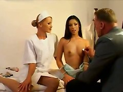 lingerie brunette nurse blonde doctor threesome groupsex blowjob handjob stockings oil rubbing tight doggystyle hardcore anal close up orgasm fingering riding panties cumshot reality kissing lesbian skinny wet masturbation ass to mouth babe small tits gro