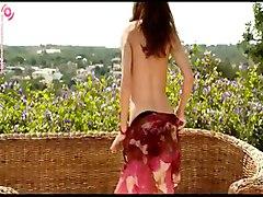 czech european anal teen dildo outdoor toys masturbation solo